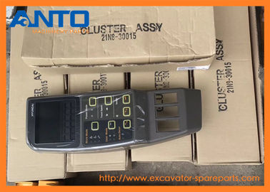 China 21N8-30015 Cluster Monitor Assy Used For Hyundai R210-7 Excavator Spare Parts factory