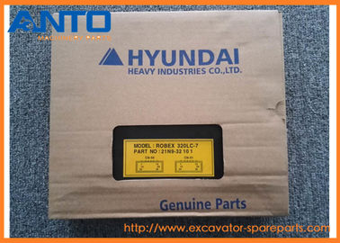 China Genuine Parts Controller BOARD 21N9-32101 21N9-32600 Fit  For Hyundai R320LC-7 Excavator distributor