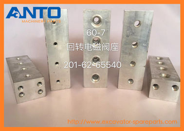 buy 201-62-65540 201-62-65541 Solenoid Valve Block Applied To Komatsu PC60-6 PC70-6 PC60-7 PC70-7 Spare Parts online manufacturer