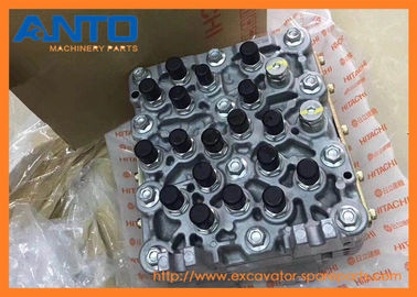 China 4718274 YA00000543 4468336 Hitachi Excavator Parts Valve Shuttle For ZX110 ZX200 ZX330 ZX350 distributor