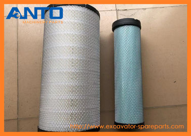 Hyundai R210LC-7 R290LC-7 Excavator Spare Parts 11N6-24520 11N6-24530 Air Filter Element