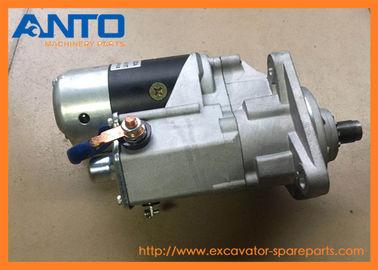 China 1811003381 1-81100338-1 6BG1 Engine 24V Starter For Hitachi Excavator  Parts distributor
