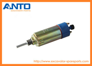 China 155-4653 1554653 Shutoff Stop Solenoid For Caterpillar 330B Excavator Parts factory