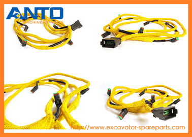 China 6261-81-6120 6D140 Engine Fuel Injector Wiring Harness For PC600-8 Komatsu Excavator Parts factory