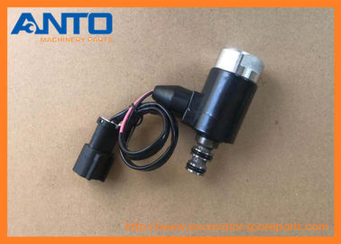 China 203-60-62161 PC60-7 PC120-6 Rotating Solenoid Valve For Komatsu Excavator Parts factory