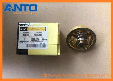 China 5I-8010 C4.2 3066  Excavator Engine Parts Regulator Temperature Thermostat For CAT 312B 320B factory
