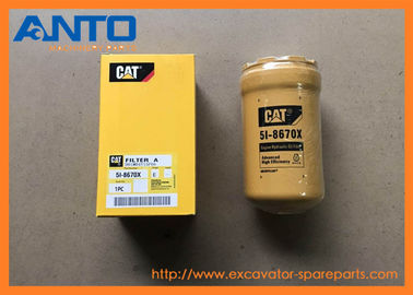 China ISO9001 CAT Repair Parts Engine Oil Filter 5I-8670 5I8670 C4.4 C6.4 3304 3306 3126 C7 C7.1 C9 factory