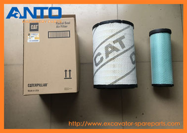 China 6I-2503 6I-2504 6I2503 6I2504 Air Filter Element For Caterpillar 324D 325D 329D Excavator Accessories factory