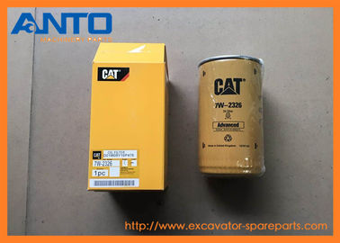 China 7W-2326 7W2326 C4.4 3054 Caterpillar Excavator Parts Engine Oil Filter For  312 315B factory