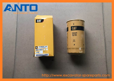 China 093-7521 0937521 Engine Oil Filter For CAT 312 320 325 330 Excavator Spare Parts factory