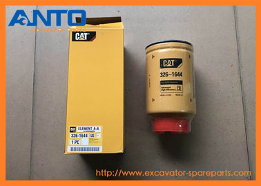 China Engine Fuel Water Separater Caterpillar Excavator Parts 326-1644 3261644 3304 3306 3126 C7 C9 C15 factory