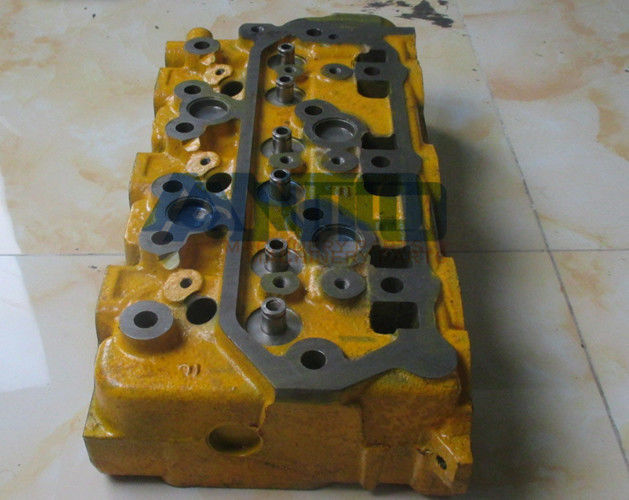 Durable Excavator Engine Parts , S6K Engine Cylinder Head For Caterpillar Excavator E200B  E320B