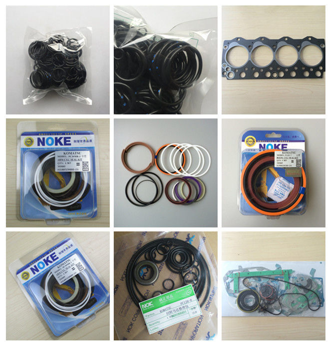 Track Adjuster Hydraulic Ram Seals Kit Fit For Sany SY135-8 Excavator , ISO9001 Approved