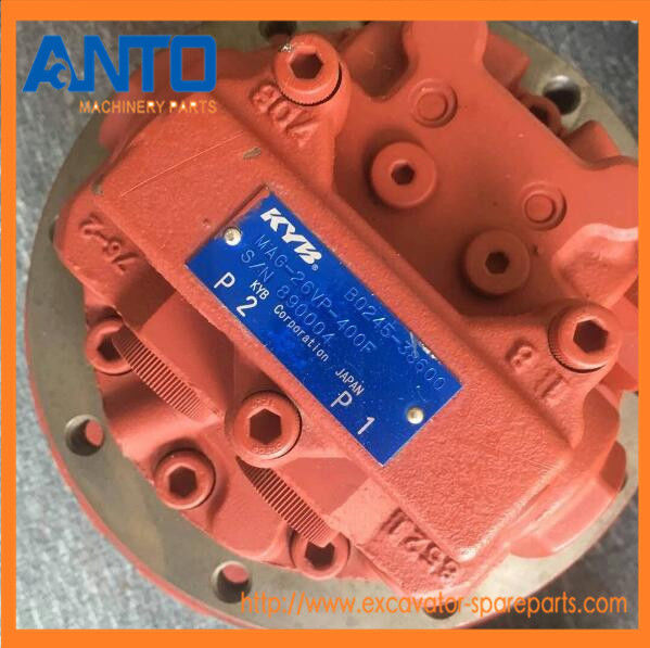Yanmar B37 Excavator Travel Motor Assembly KYB MAG-26VP-400F