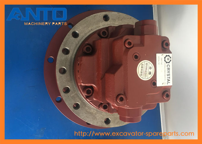PC50 PC55 Excavator Travel Motor Assembly For Komatsu Excavator Final Drive , Hitachi ZX60 MAG-33VP-550F-9 Travel Device